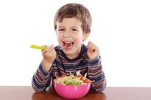 Здорове харчування школяра