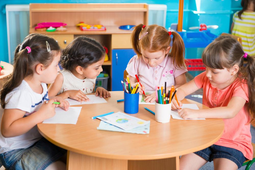 Порядок оформлення дітей до дитячого садка