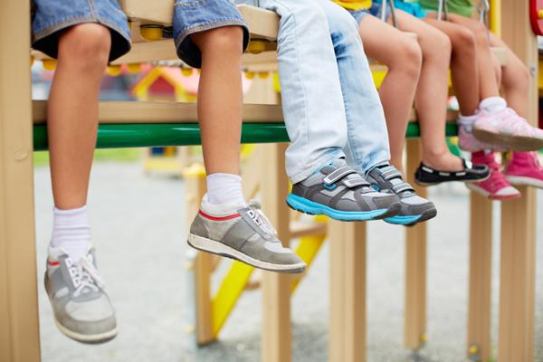 Болі в ногах у дітей