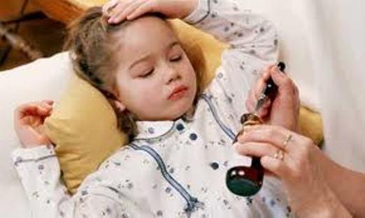 Підвищена температура у дитини. Правила першої допомоги