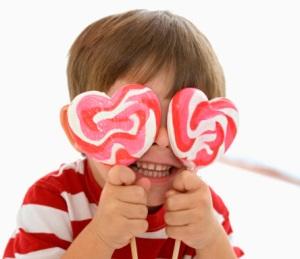Алергія на солодке у дітей