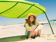Алергія на сонце у дітей