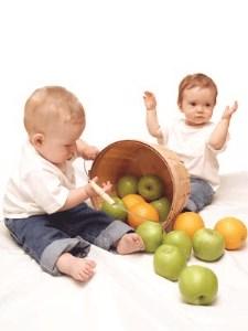 Алергія на фрукти у дитини
