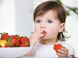 Дієта при алергії у дитини
