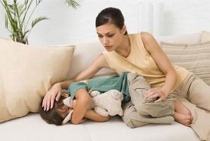 Алергія у дитини – часта причина болю в животі