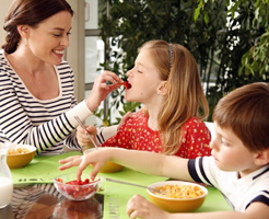 Как подобрать овощи для ребенка с аллергией