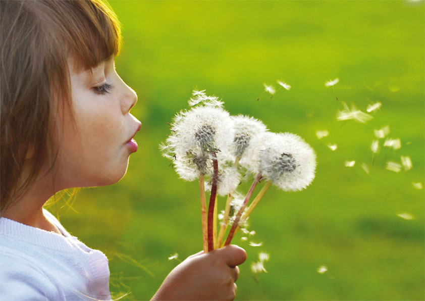 Профілактика алергії у дітей
