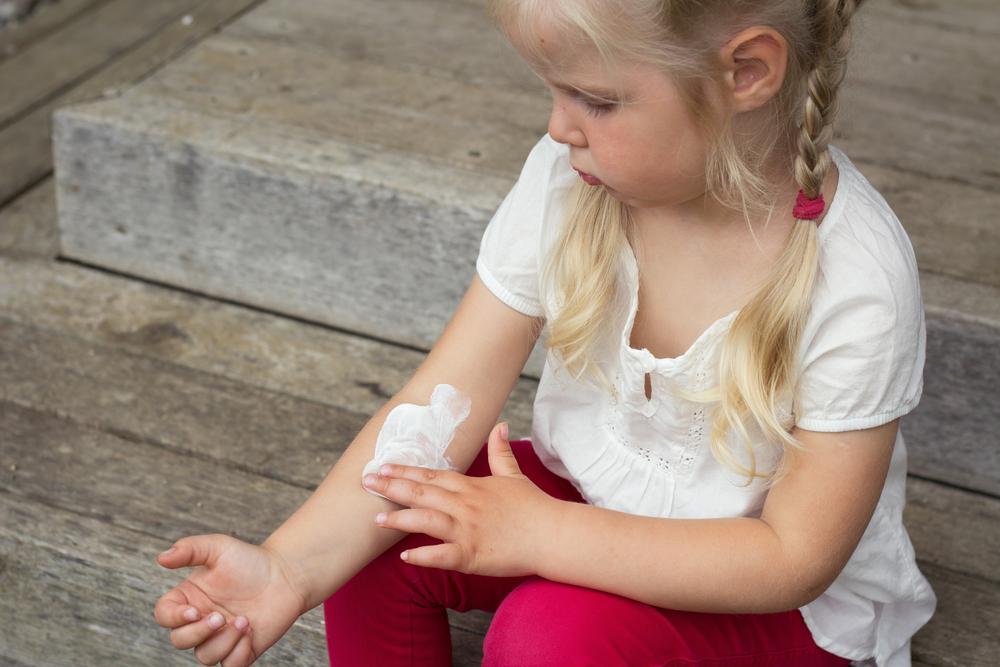 Алергічний дерматит у дітей. Як бути?