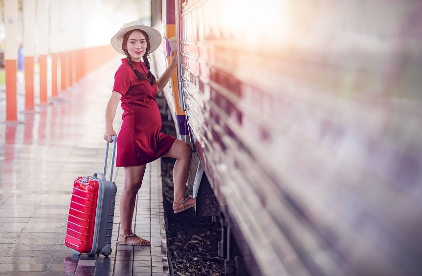 Подорожування під час вагітності