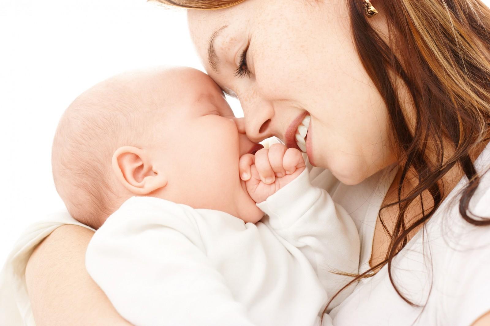 Коліки у немовляти