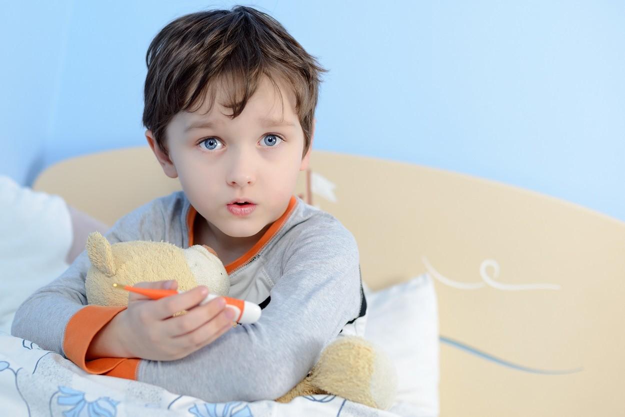 Біль у горлі у дитини – чому він виникає?