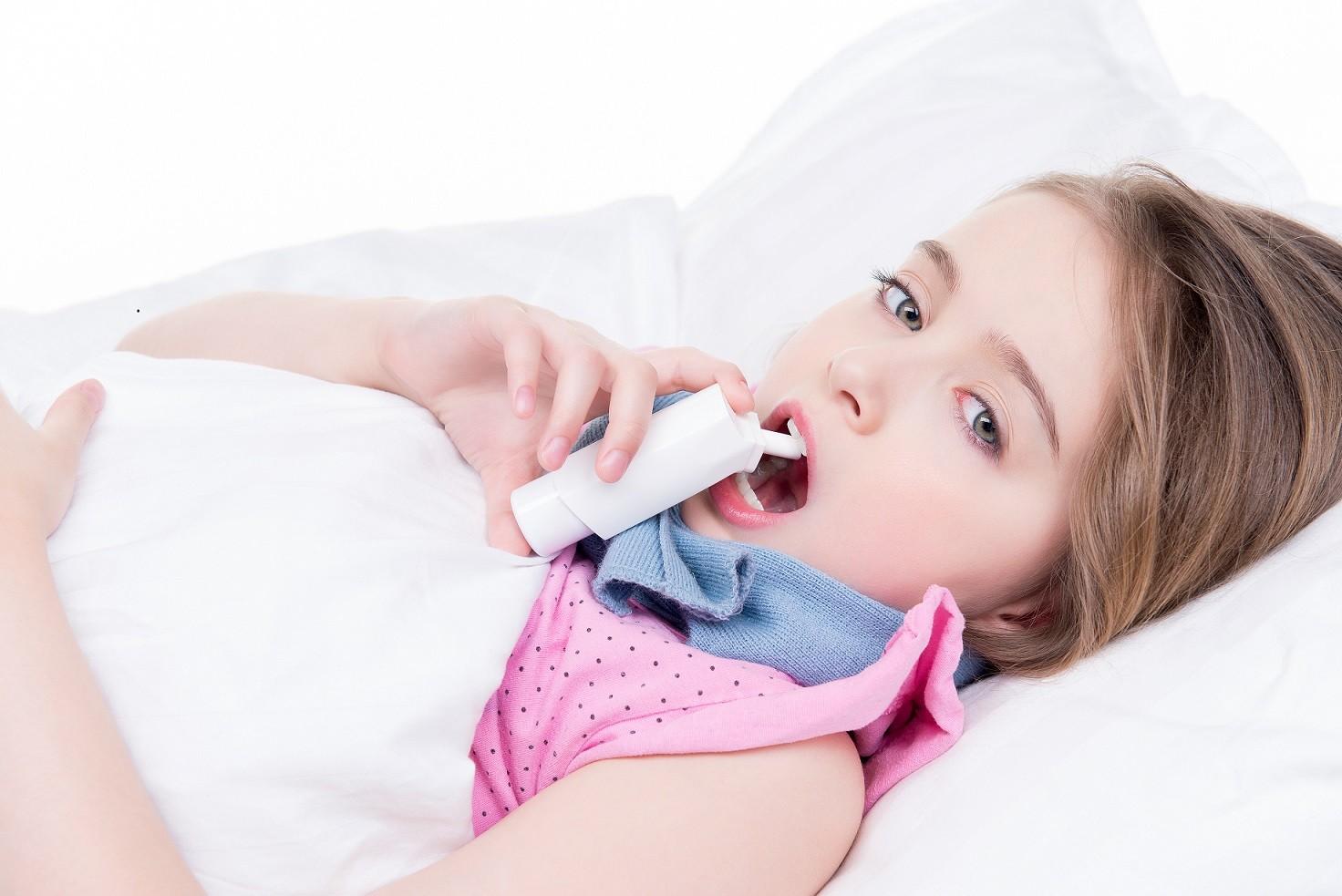 Ангіна у дітей без температури