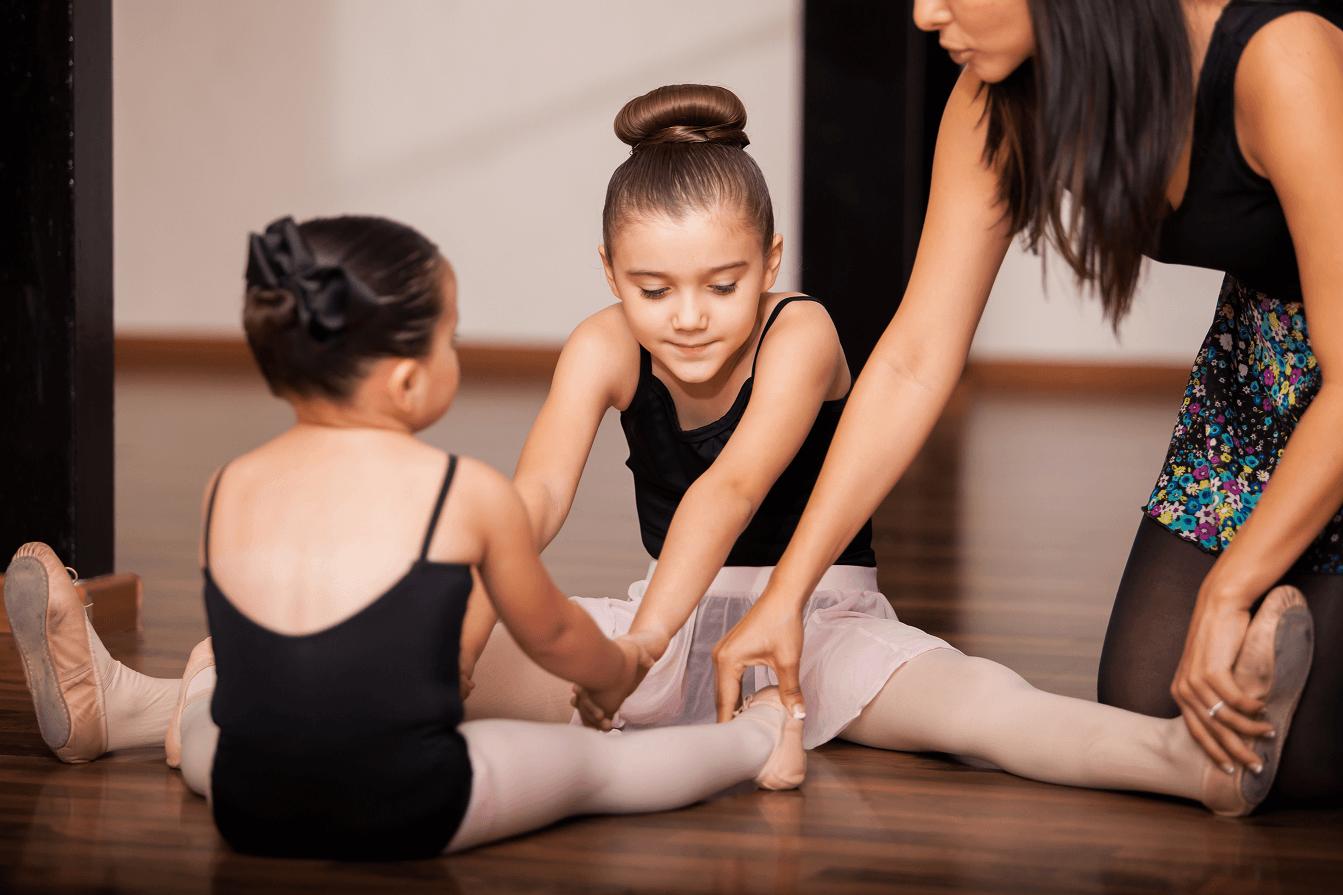 Які переваги занять танцями для дітей?