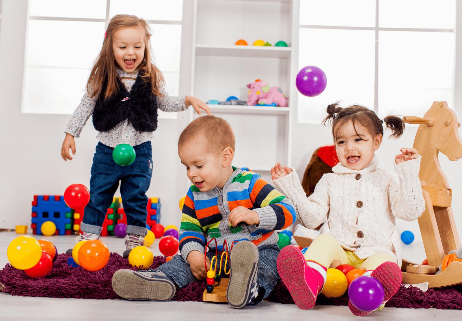 Дитячий садочок - як обрати і на що звертати особливу увагу?