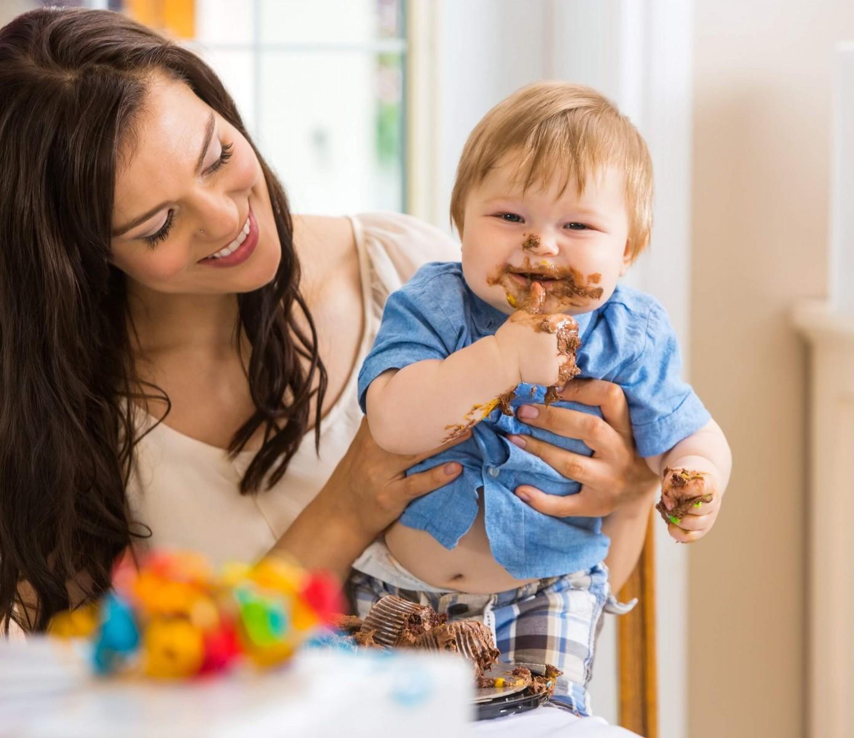 Чи варто давати малюку шоколад?
