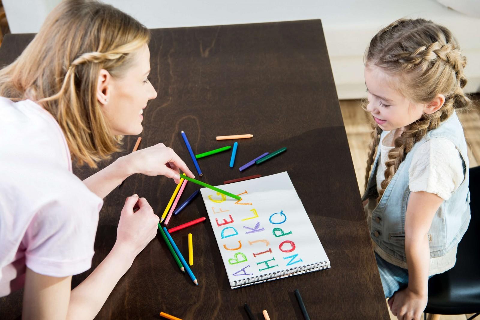 Способи вчити іноземну мову з дитиною вдома