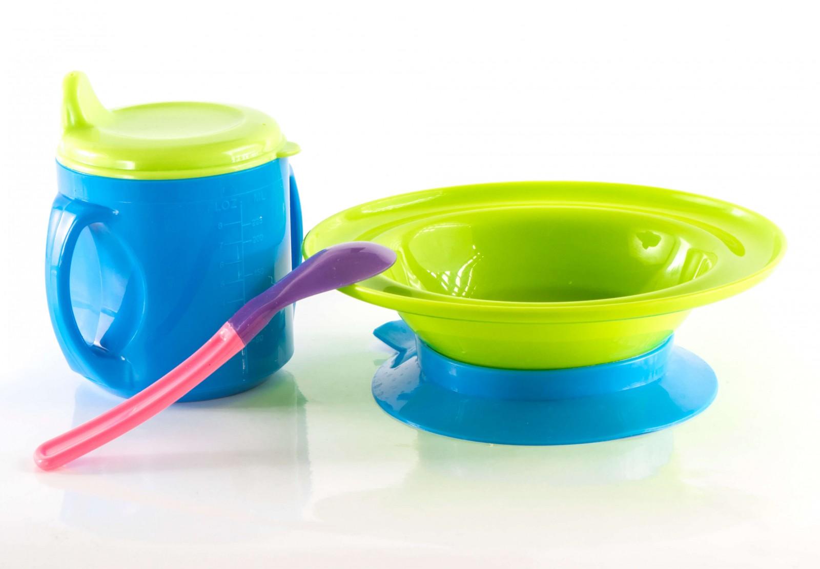 Все о детской посуде - как выбрать и когда время покупать
