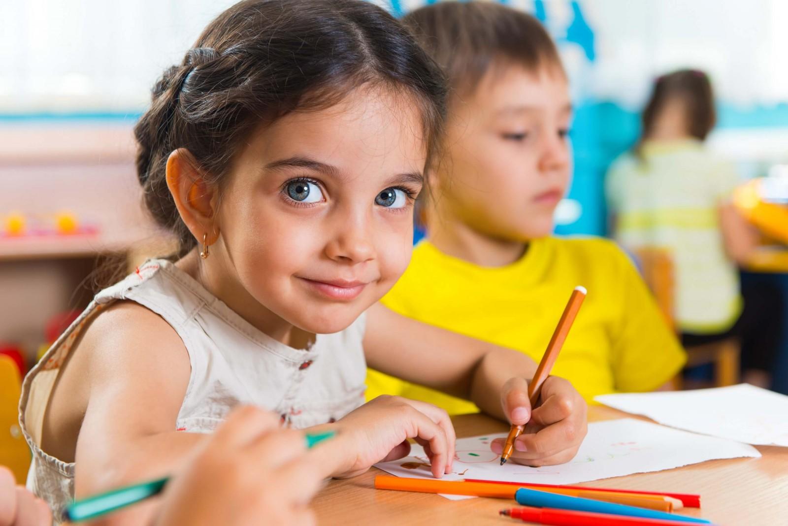 Дитячий садок і характер дитини