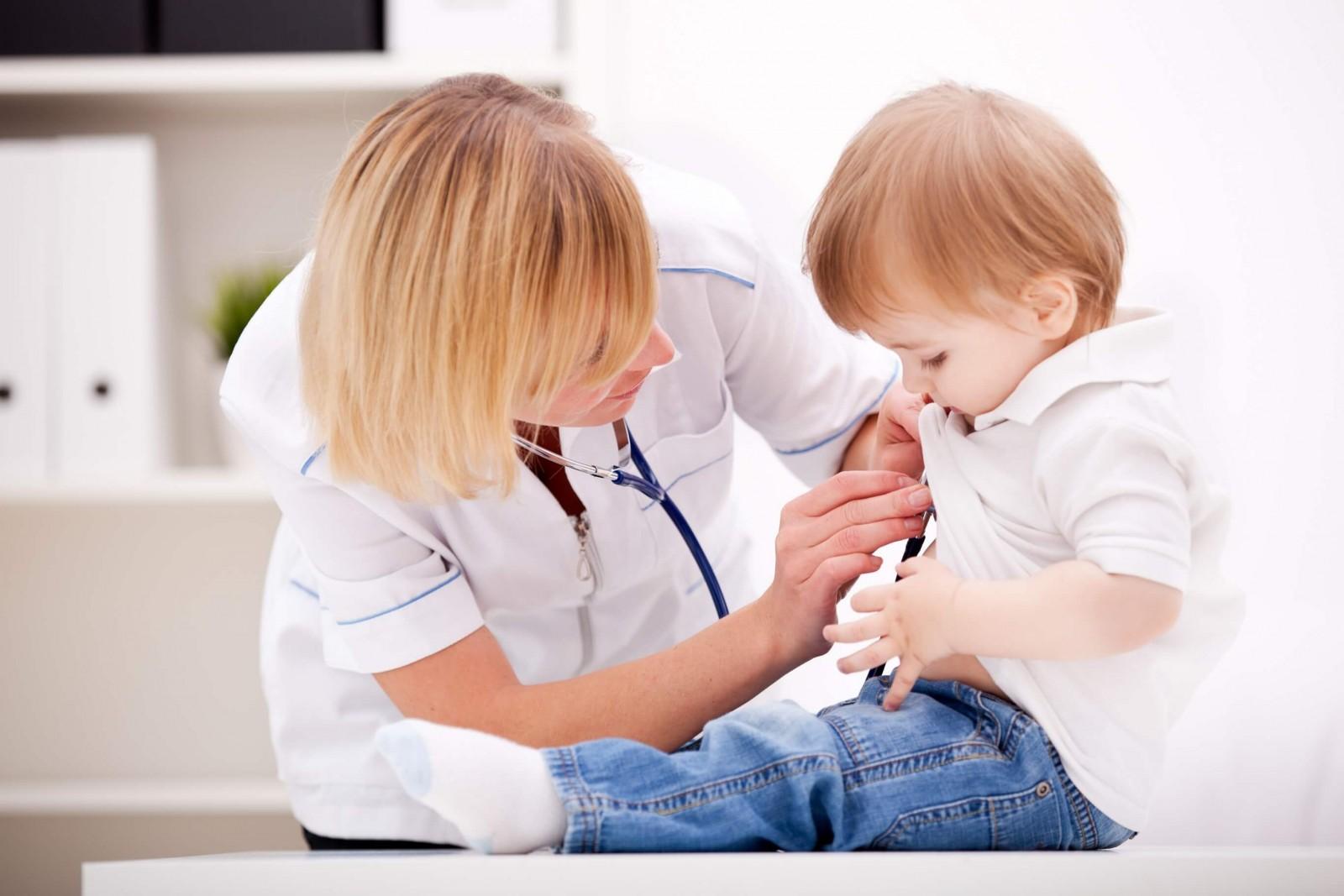 Особенности течения болезней у детей