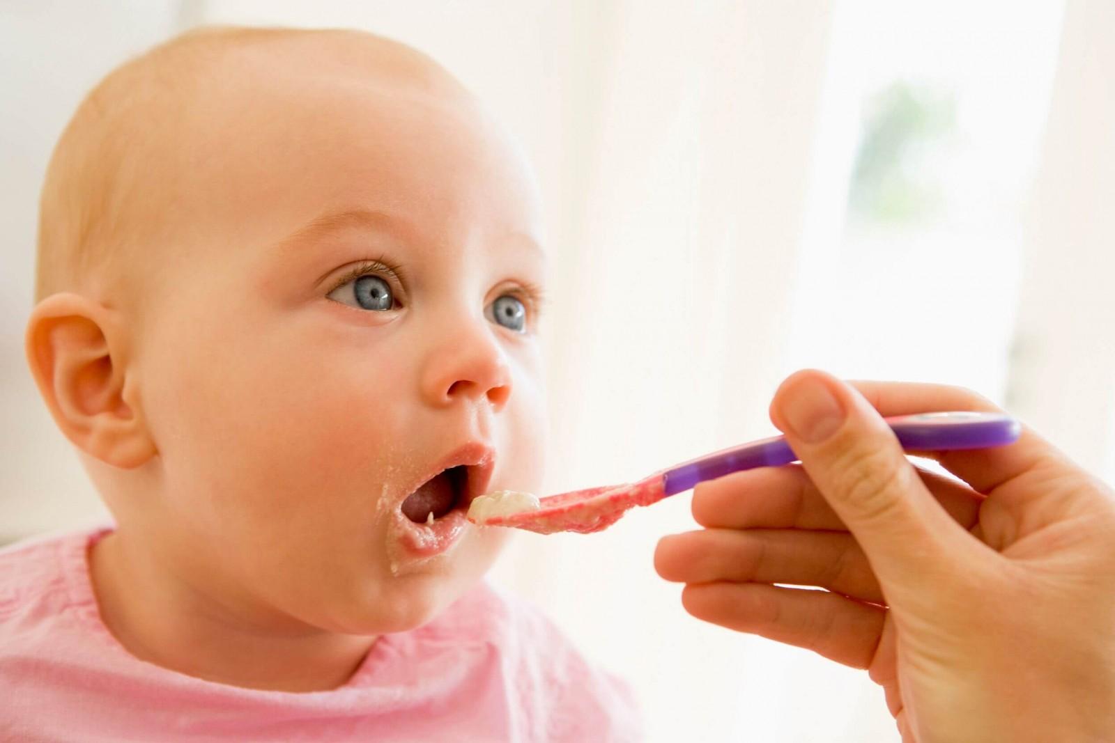Харчування дитини 10 місяців