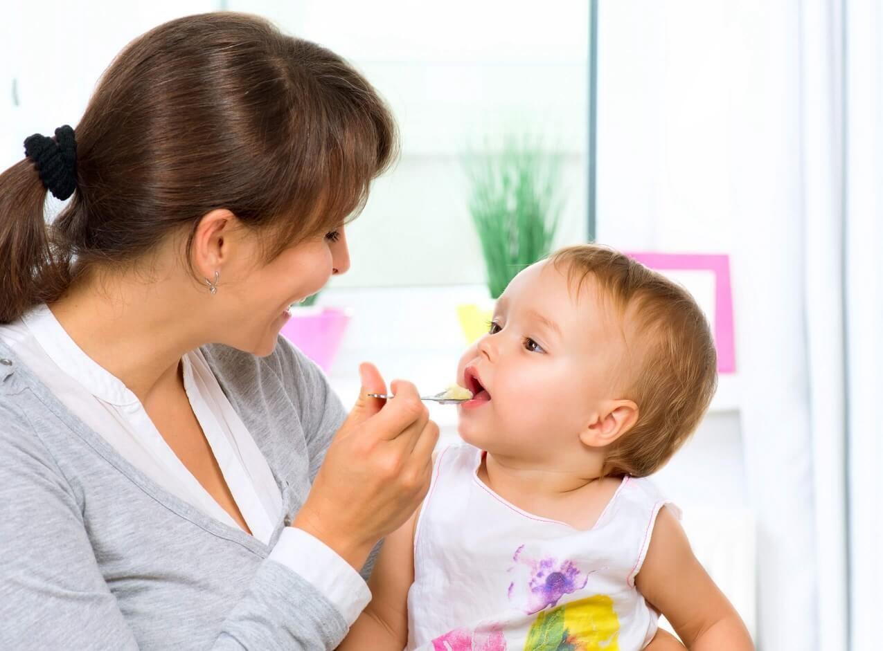 Харчування дитини 9 місяців