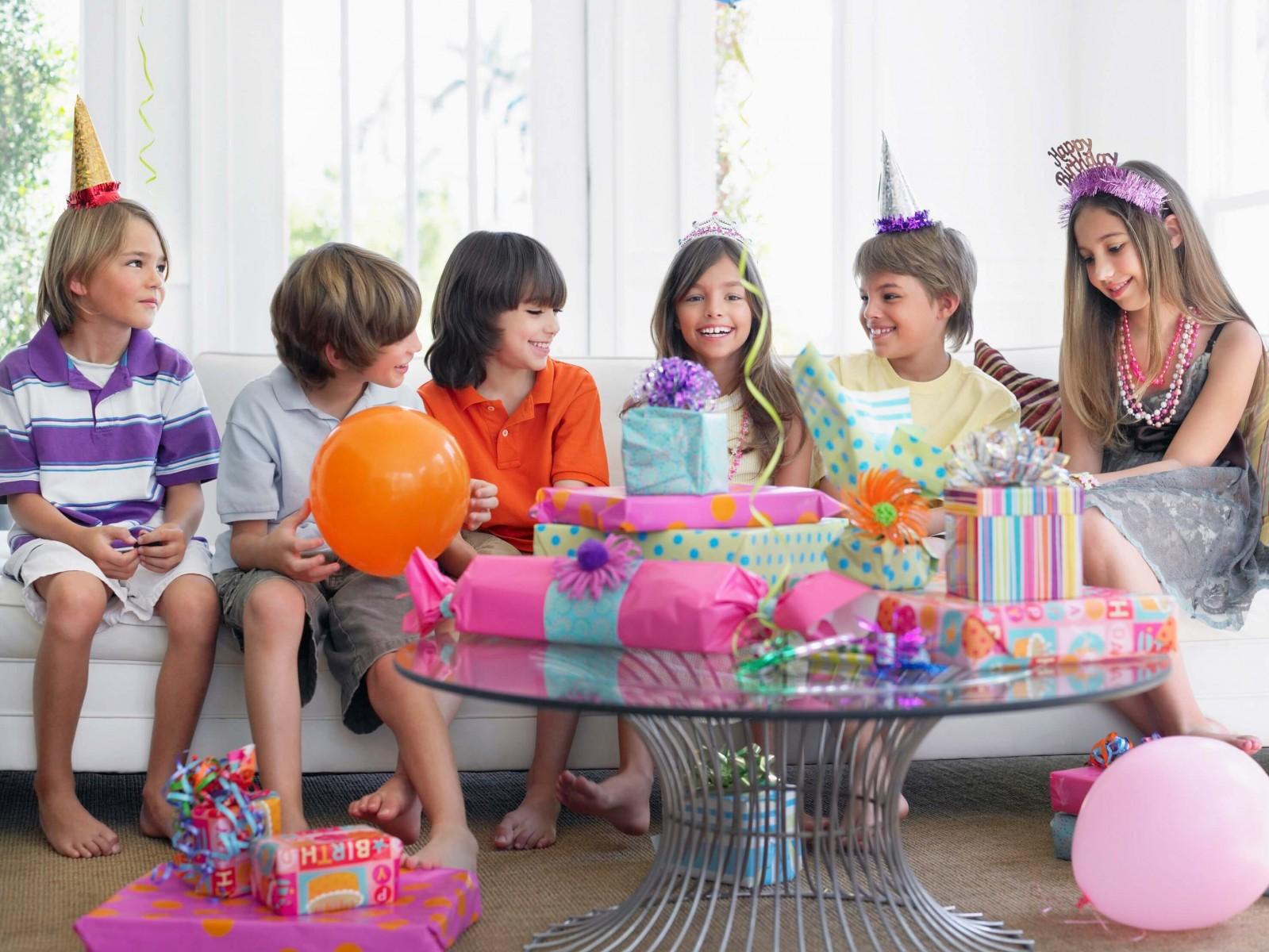 Організація свята для дітей від 5 до 10 років
