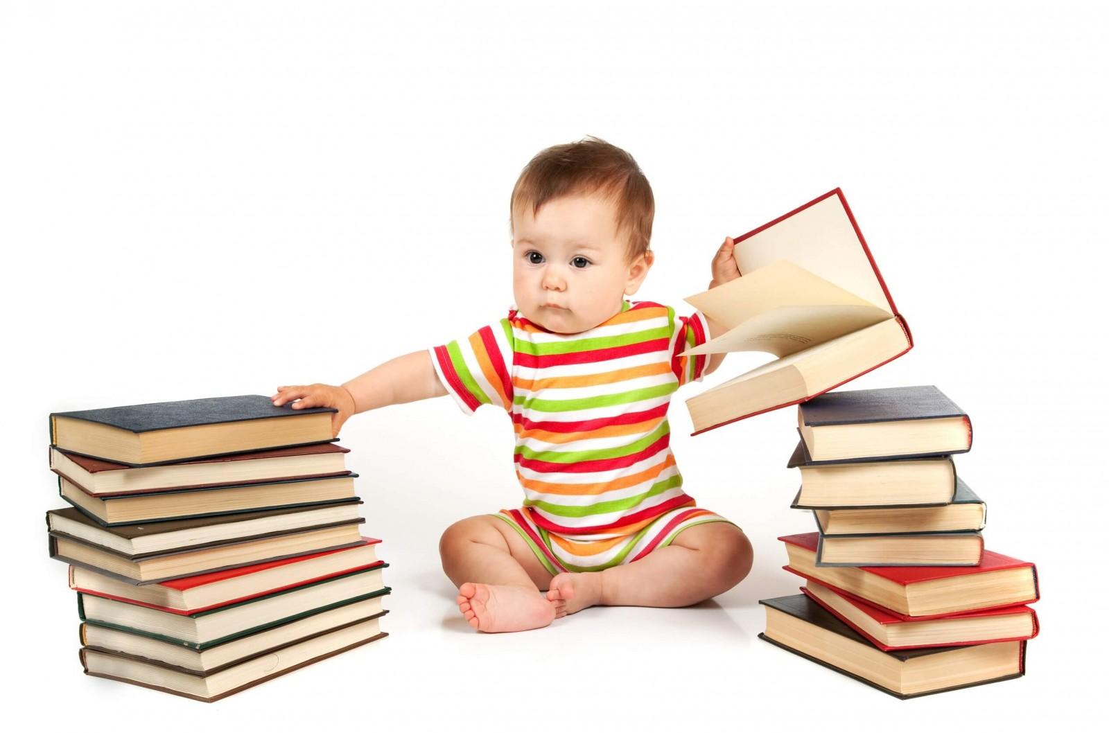 Первые детские книжки: нужны ли, и как их выбрать?