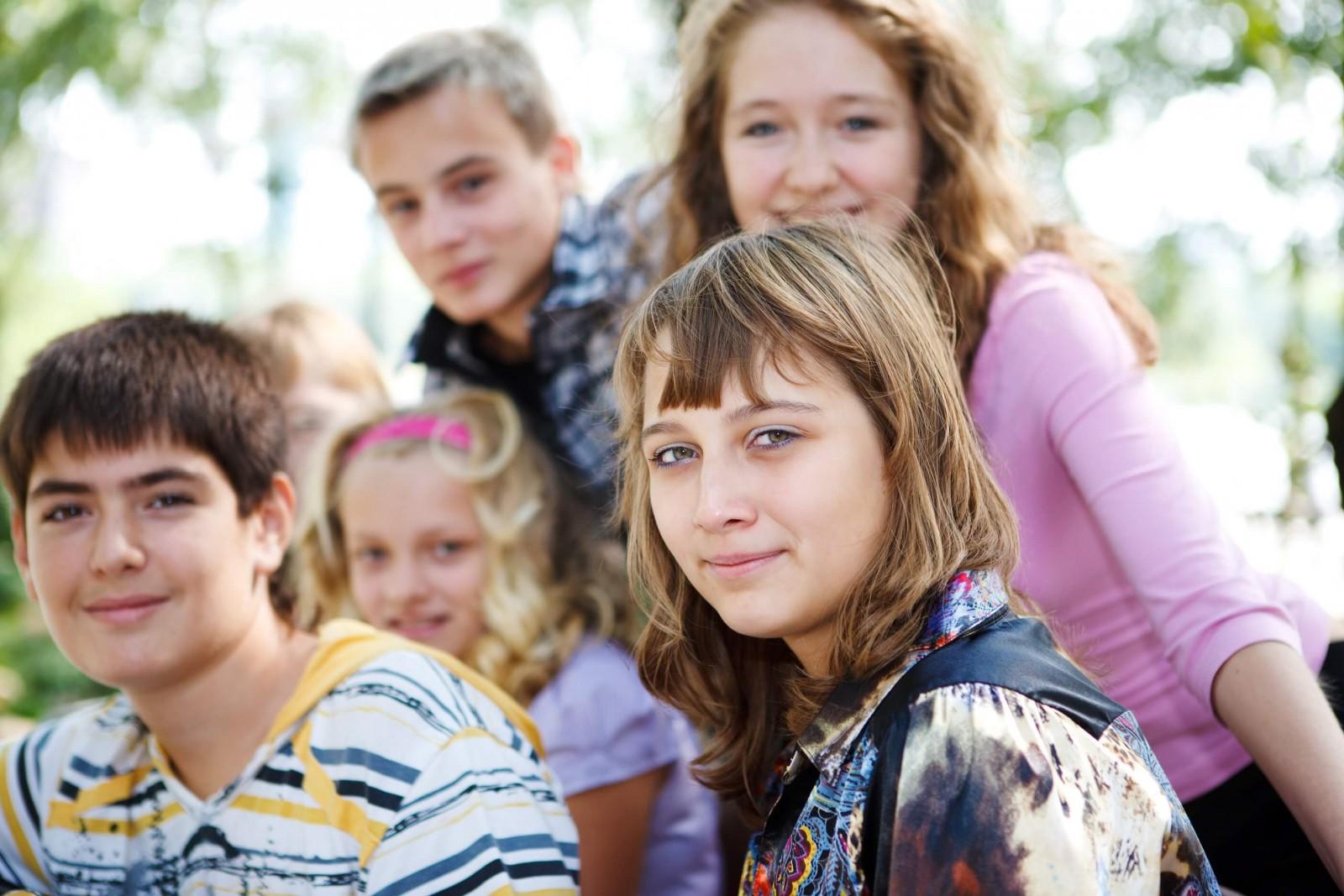 Цікаві факти про підлітків