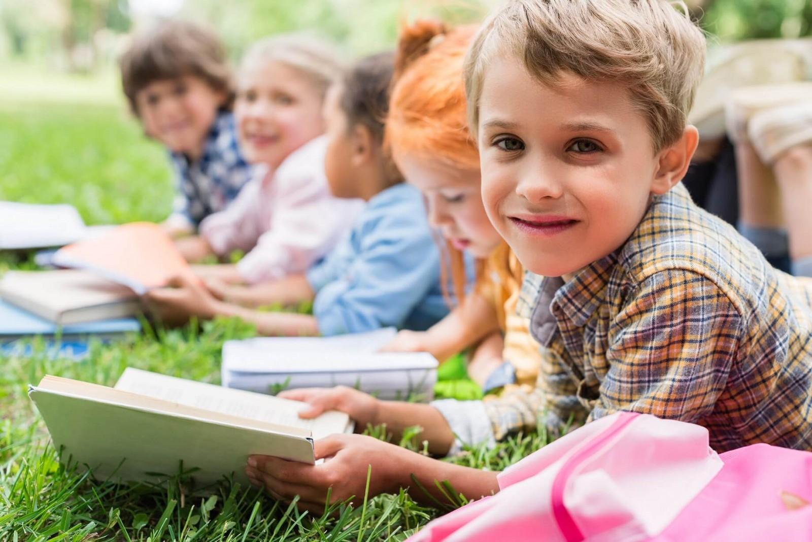 Книги для дітей старшого шкільного віку для літніх канікул