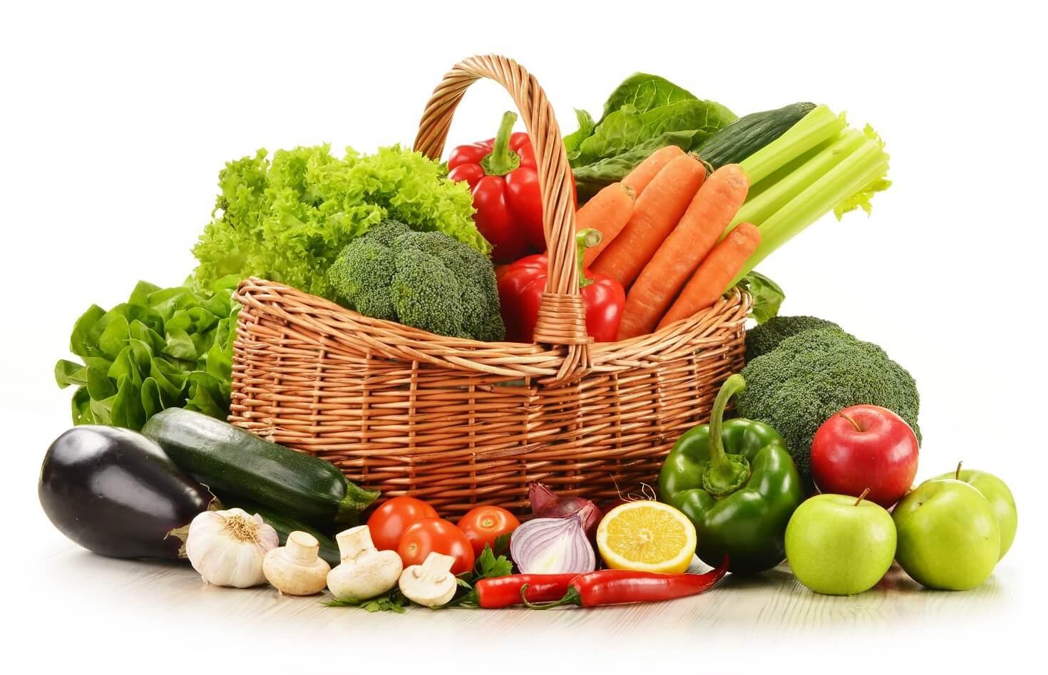 Овочі та зелень на зиму