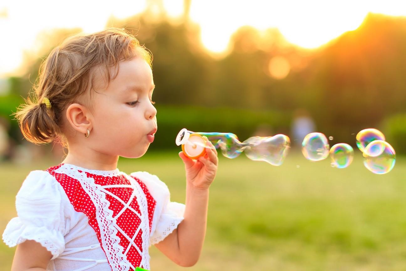 Веселый досуг для детей 3-5 лет