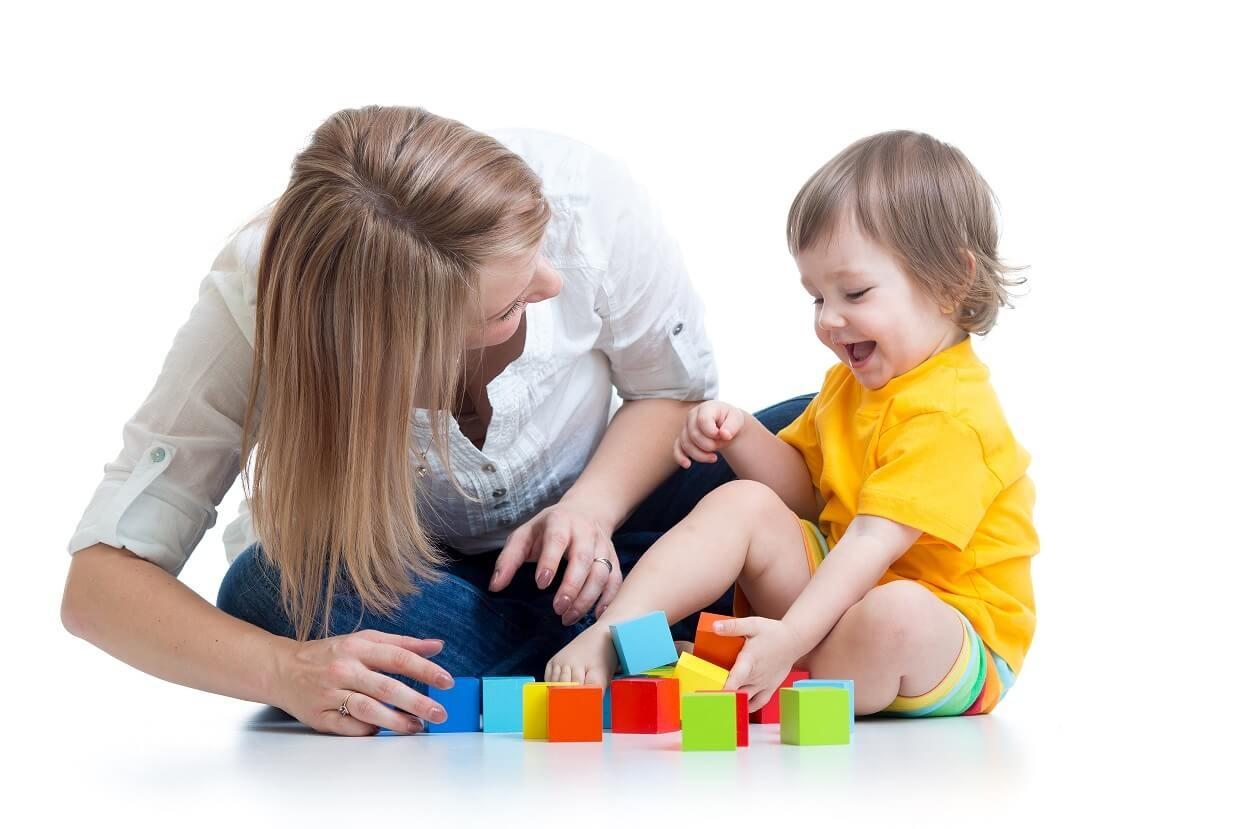 Творчий розвиток дитини 2-5 років