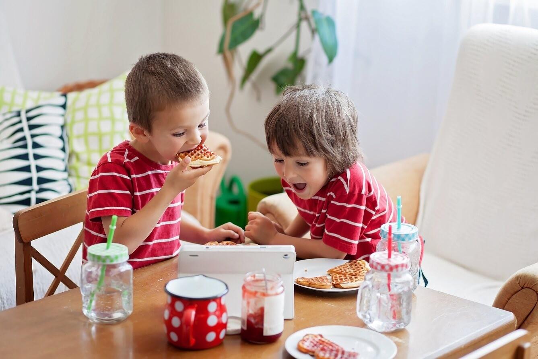 Сніданок для дітей: що приготувати?