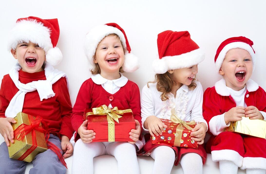 Дитячі новорічні пісні
