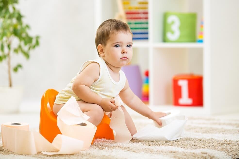 Хронічні закрепи у дітей: хто винен, і що робити?