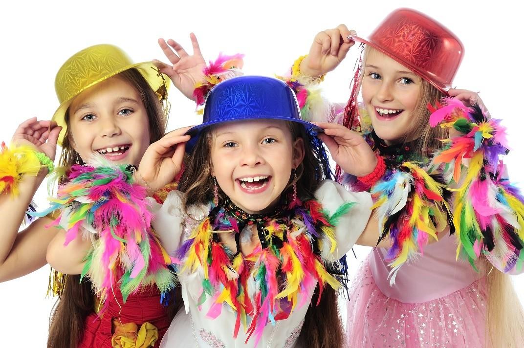Новорічне вбрання для дітей