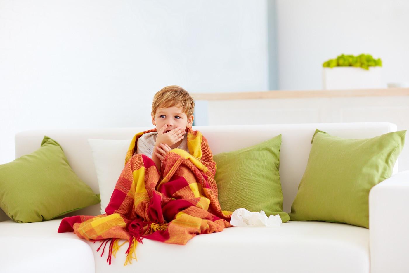 Як полегшити симптоми кашлю