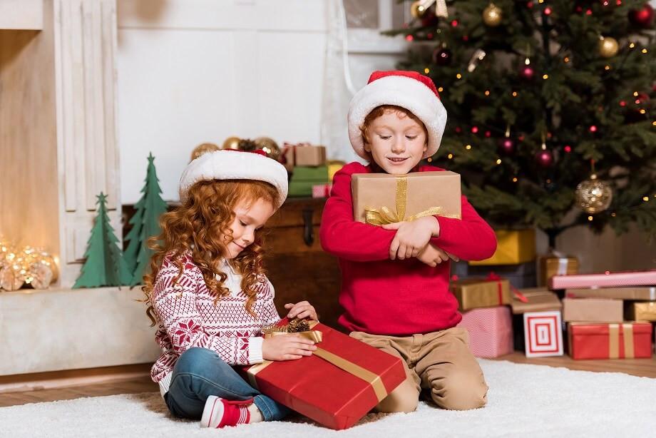Празднуем Рождество с детьми