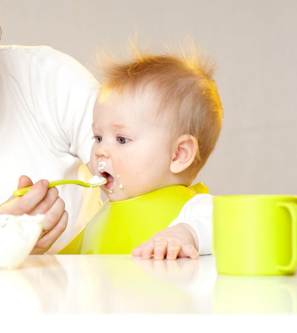 Правила введения прикорма ребенку