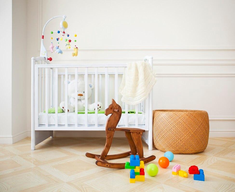 Облаштування дитячої кімнати
