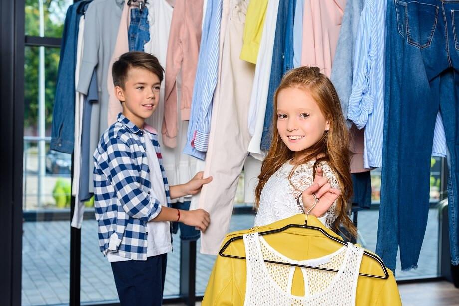 Базовий гардероб для дитини