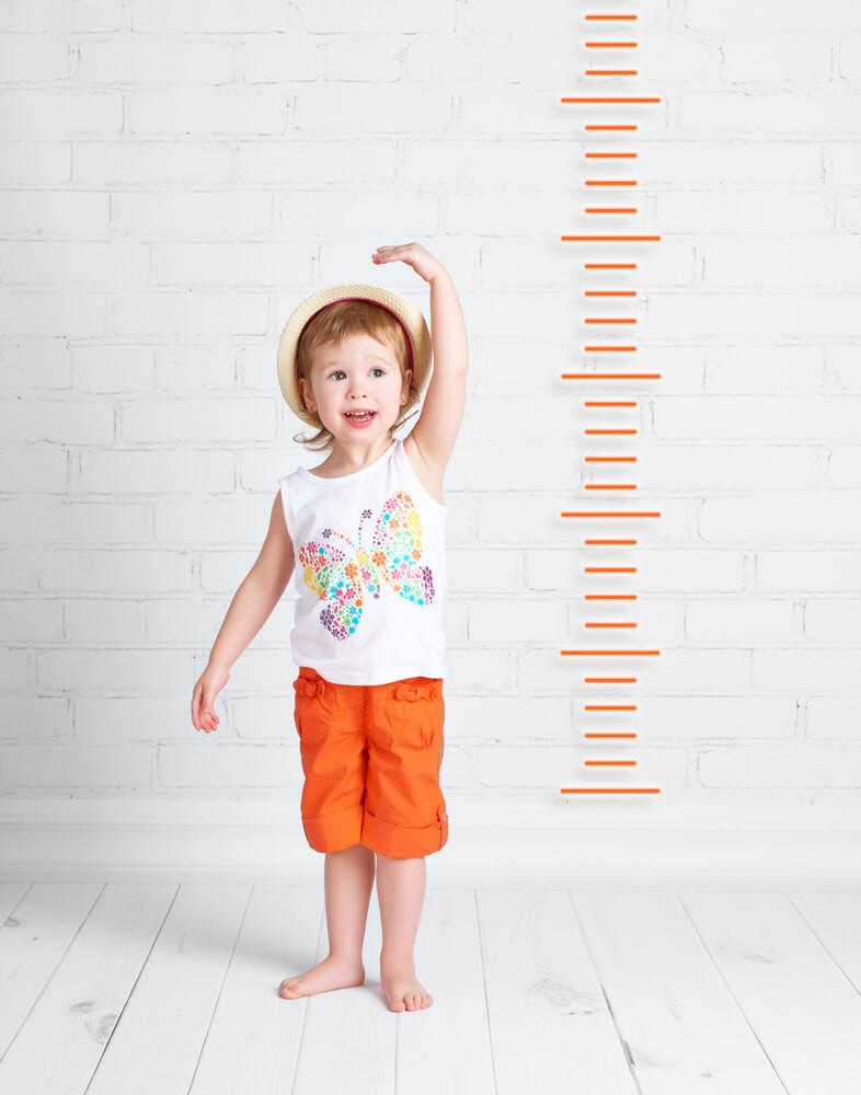 Рост ребенка. Правда и мифы