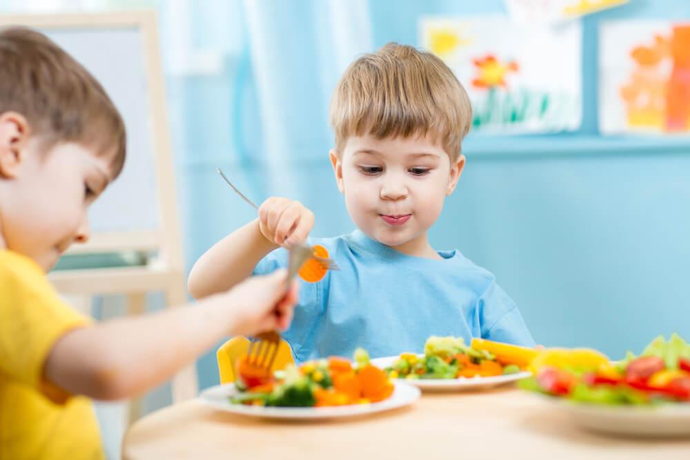 Харчування дітей у дитячому садку