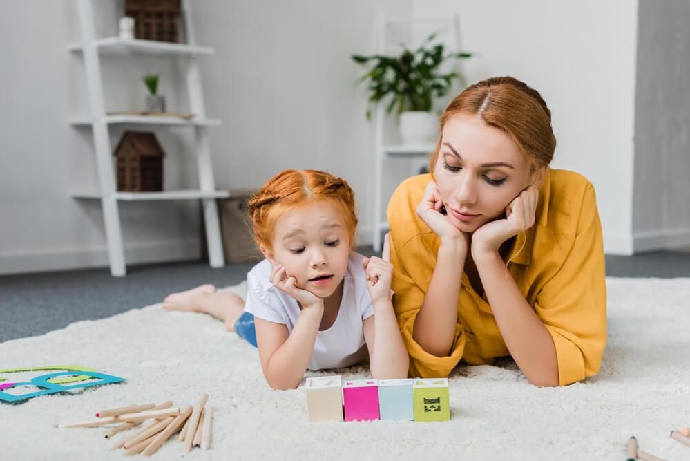 Як допомогти дитині запам'ятати букви: розвиваючі ігри
