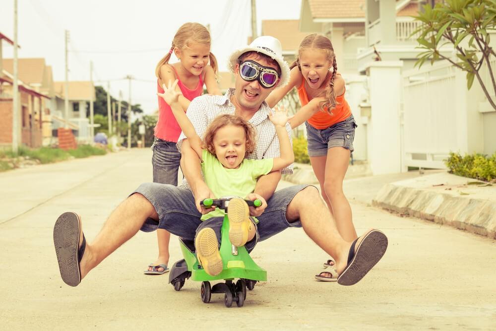Емоційний інтелект у дітей: роль батька в житті дитини
