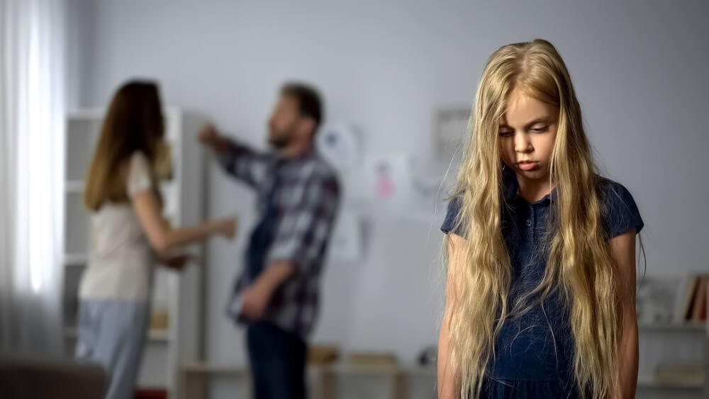 Розлучення батьків: які труднощі долають діти?