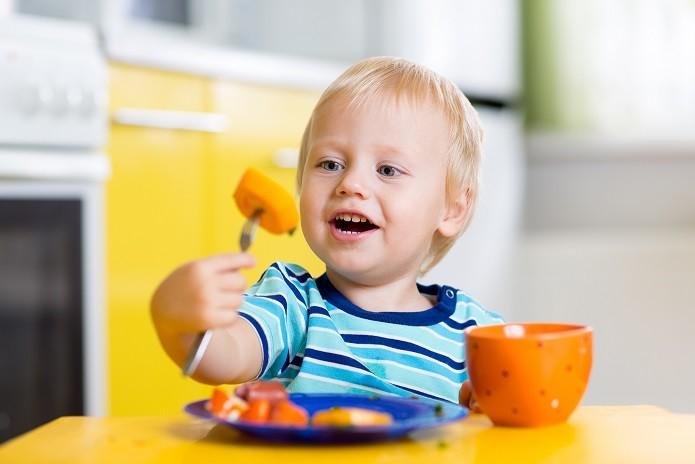 Украшаем блюда для детей