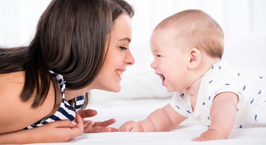 Розвиток мовлення дитини від народження до року