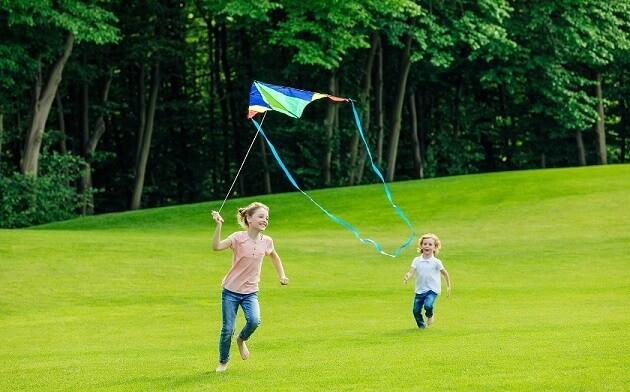 Чем занять ребенка в городе летом?